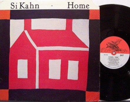 Kahn, Si - Home - Vinyl LP Record - Folk