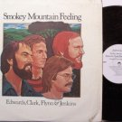 Edwards, Clark, Flynn & Jenkins - Smokey Mountain Feeling - Vinyl LP Record - Tennessee Folk