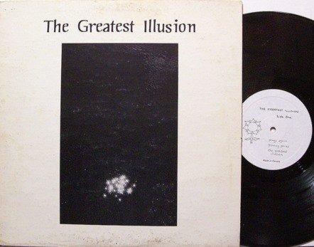 Cazden, Joanna - The Greatest Illusion - Vinyl LP Record + Insert - Acid Archives Folk