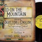 Baker, Richard Royal IV - Kid On The Mountain - Vinyl LP Record - Finger Picking Folk
