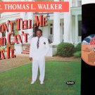 Walker, Dr. Thomas L. - Don't Tell Me God Can't Fix It - Vinyl LP Record - Black Gospel