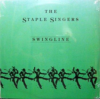 Staple Singers, The - Swingline - Sealed Vinyl LP Record - R&B Gospel
