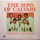 Sons Of Calvary, The - Spreading The Word - Sealed Vinyl LP Record - Black Gospel