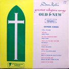 Rich, Dave - Rich's Greatest Religious Songs Old & New - Sealed Vinyl LP Record - Country Gospel