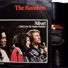 Rambos, The - Alive & Live At Soul's Harbor - Vinyl 2 LP Record Set - Christian