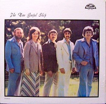 New Gospel Ship, The - Self Titled - Sealed Vinyl LP Record - Bluegrass Gospel