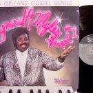 Myles, Raymond A. - New Orleans Gospel Genius - Vinyl LP Record - Black Gospel