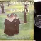 Knight, Marie - Songs Of The Gospel - Vinyl LP Record - Black Gospel