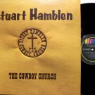 Hamblen, Stuart - The Cowboy Church - Vinyl LP Record - Country Gospel