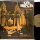 Faculties Indestructible - Christian Science Articles And Hymns - Vinyl LP Record