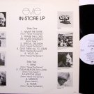 Evie - In Store - Vinyl LP Record - Promo Only - Evie Tronquist - Christian
