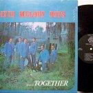 Dixie Melody Boys - Together - Vinyl LP Record - Southern Gospel
