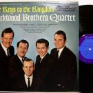 Blackwood Brothers Quartet, The - Keys To The Kingdom - Vinyl LP Record - Southern Gospel