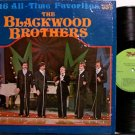 Blackwood Brothers, The - 16 All Time Favorites - Vinyl LP Record - Southern Gospel