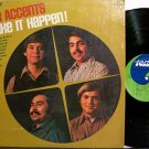 Accents, The - Make It Happen - Vinyl LP Record - Christian