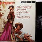 Torme, Mel - Goes South Of The Border With Billy May - Vinyl LP Record - Mono - Jazz