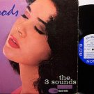 Three Sounds, The - Moods - Vinyl LP Record - RVG - Mono - 3 - Jazz