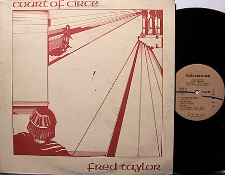 Taylor, Fred - Court Of Circe - Vinyl LP Record - Jazz