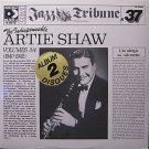 Shaw, Artie - The Indispensable Volumes 3/4 1940-1942 - Sealed Vinyl 2 LP - French - Big Band Jazz