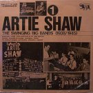 Shaw, Artie - The Swinging Big Bands 1938/1945 - Sealed Vinyl LP Record - Italian - Big Band Jazz