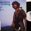 Schnitter, David - Thundering - Vinyl LP Record - White Label Promo - Jazz