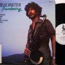 Schnitter, David - Thundering - Vinyl LP Record - White Label Promo - Jazz