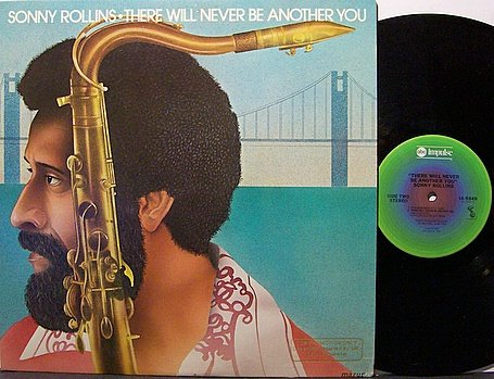 Rollins, Sonny - There Will Never Be Another You - Vinyl LP Record - Jazz