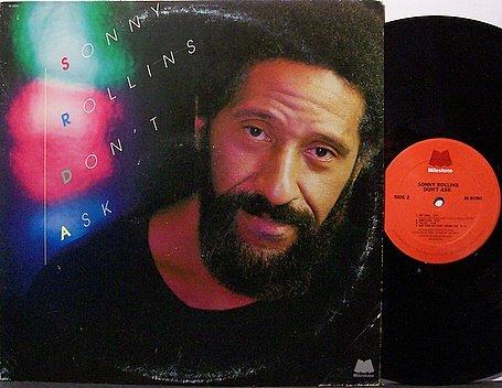 Rollins, Sonny - Don't Ask - Vinyl LP Record - Jazz
