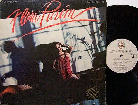 Purim, Flora - Everyday Everynight - Vinyl LP Record - Jazz