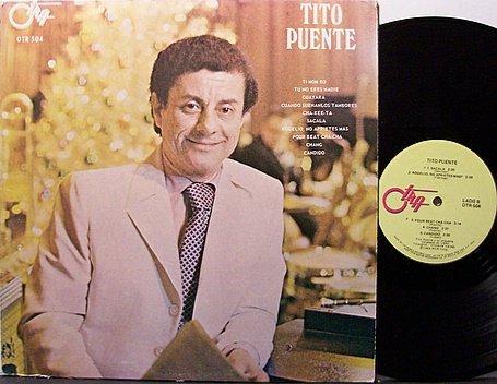 Puente, Tito - Self Titled - Vinyl LP Record - Latin Jazz