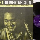 Nelson, Oliver - Meet Oliver Nelson - Vinyl LP Record - Kenny Dorham / Ray Bryant - Jazz