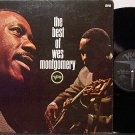 Montgomery, Wes - The Best Of Wes Montgomery - Vinyl LP Record - Jazz