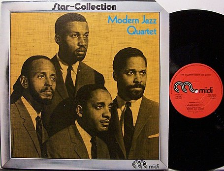 Modern Jazz Quartet, The - Star Collection - Vinyl LP Record - UK Pressing