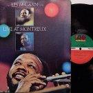 McCann, Les - Live At Montreux - Vinyl 2 LP Record Set - Jazz