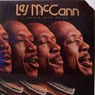 McCann, Les - Music Lets Me Be - Sealed Vinyl LP Record - Jazz