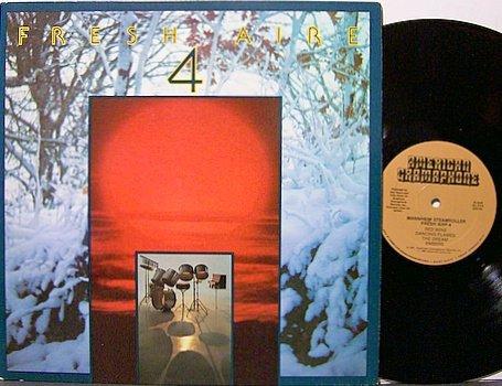 Mannheim Steamroller - Fresh Aire 4 - Vinyl LP Record - New Age Jazz