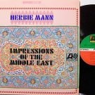 Mann, Herbie - Impressions Of The Middle East - Vinyl LP Record - Jazz