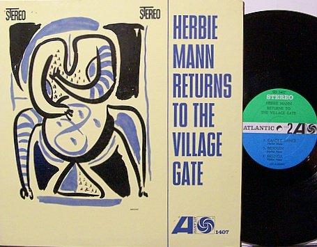 Mann, Herbie - Returns To The Village Gate - Vinyl LP Record - Jazz