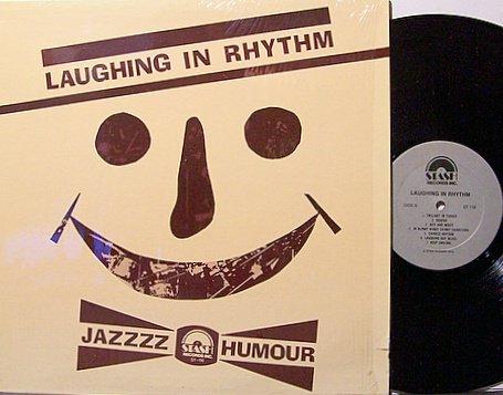 Laughing In Rhythm Jazz Humour - Vinyl LP Record - Various Artists - Stash Label