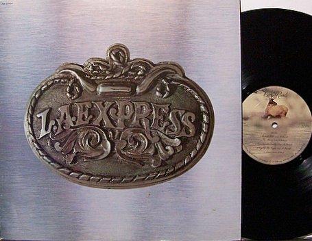 L.A. Express - Self Titled - Vinyl LP Record - Jazz