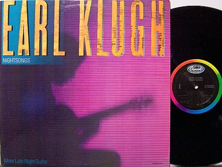 Klugh, Earl - Nightsongs - Vinyl LP Record - Jazz