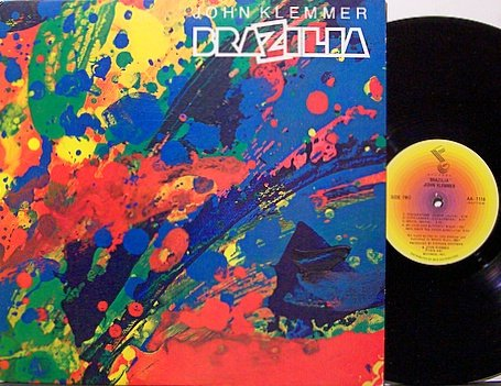 Klemmer, John - Brazilia - Vinyl LP Record - Jazz