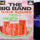 Heath, Ted - The Big Band Dixie Sound - Vinyl LP Record - Jazz