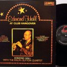 Hall, Edmond - At Club Hangover - Vinyl LP Record - Jazz