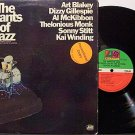 Giants Of Jazz, The - Vinyl 2 LP Record Set - Blakey / Monk / Stitt etc - Jazz