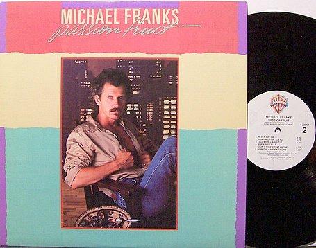 Franks, Michael - Passion Fruit - Vinyl LP Record - Jazz
