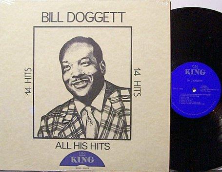 Doggett, Bill - All His Hits - Vinyl LP Record - R&B Jazz