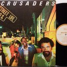 Crusaders - Street Life - Vinyl LP Record - Jazz