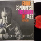 Condon, Eddie - Eddie Condon's Treasury Of Jazz - Vinyl LP Record - 6 Eye Label