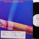 Colby, Mark - Seprentine Fire - Vinyl LP Record - White Label Promo + Insert - Jazz